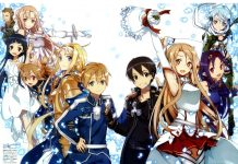 Season 3 Anime Sword Art Online