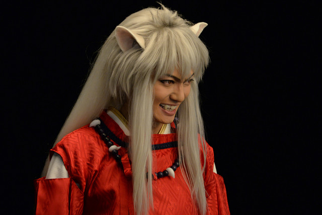 Kyan as Inuyasha Akiba Nation
