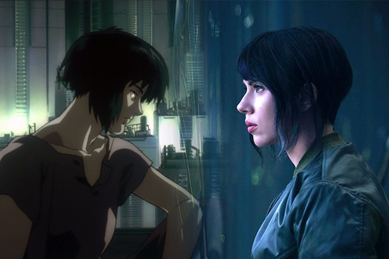 Fakta Ghost in the Shell.