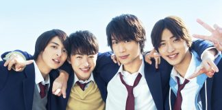 live action nijiiro days