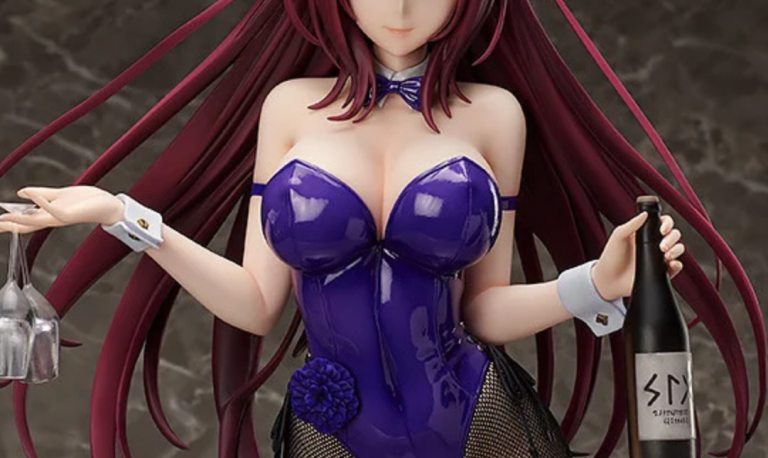 Fig Bunny Scathach & topless Gil Tampil Menggoda!!