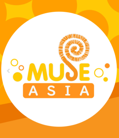 Muse Asia Logo Akiba Nation
